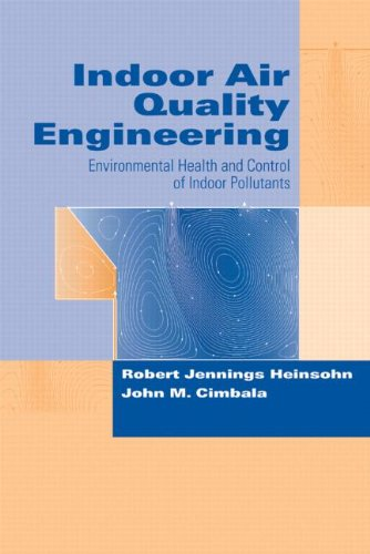 Indoor Air Quality Engineering: Environmental Health and Control of Indoor Pollutants (Drugs & the P