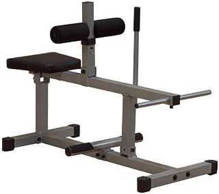 Body-Solid Powerline Seated Calf Raise Machine (PSC43X)