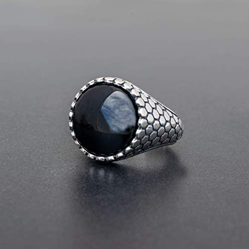 Anillo Rock marca EMMANUELA handcrafted for you