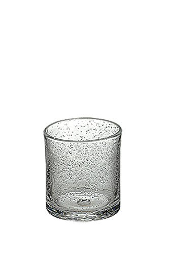 Artland Iris Double Old Fashioned Gläser, transparent, 4 Stück