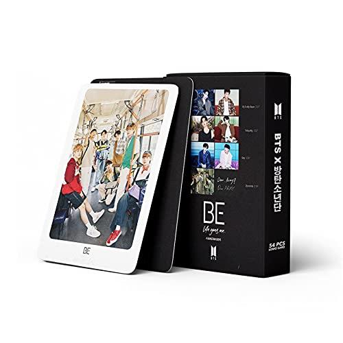 ADosdnn BTS Lomo Cards, 54 unidades, BTS Card of The Soul, álbum Card, Bantan Boys,...