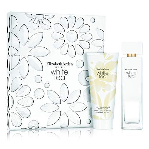 Elizabeth Arden White Tea Eau de Toilette Spray 2 Piece Gift Set, Perfume for Women