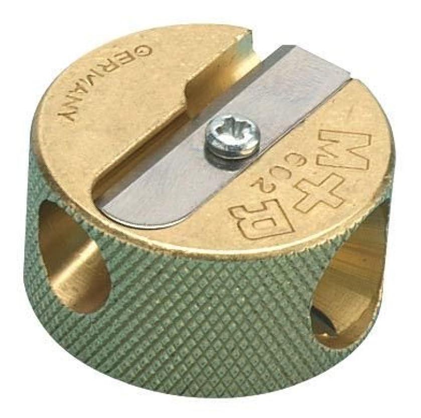 Alvin Brass Round Sharpener Replacement Blades 9867B