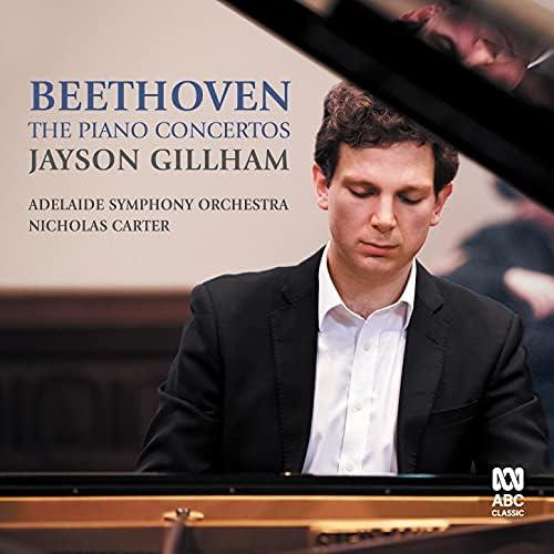 Jayson Gillham, The Adelaide Symphony Orchestra & Nicholas Carter