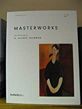 Sotheby's: Masterworks: The Collection of A. Alfred Taubman, Volume One: New York, 4 November 2015