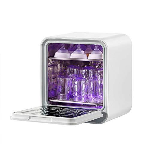 Kiwy Cube - Esterilizador UV con LED, esterilización rápida del 99,9 %,...