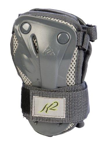K2Damen-Handgelenkschoner 1242601Alexis Handgelenk Guard Schutz, Damen, grau, L