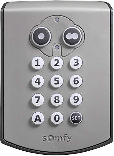 Somfy – Tastatur für Codes Digicode RTS 1841030