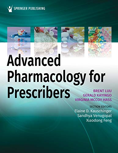 Advanced Pharmacology for Prescribers