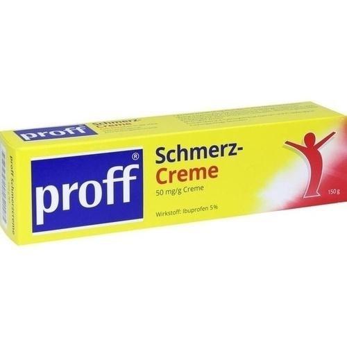 PROFF Schmerzcreme 5% 150 g