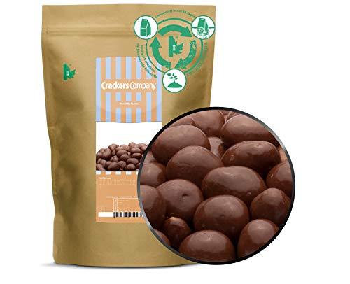 1 x 700g Geröstete Erdnüsse in Vollmilchschokolade zartschmelzend