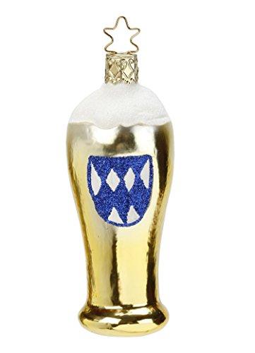 Inge-glas Christbaumschmuck Weißbier