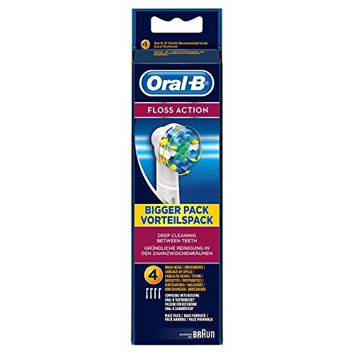 Oral-B Floss Action 4pezzo(i) Multicolore testina per spazzolino