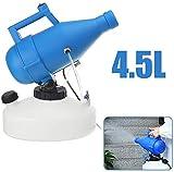 Nebulizzatore portatile a bassissimo volume per nebulizzatore elettrico ULV, nebulizzatore 4.5L nebulizzatore per pesticidi