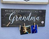 Not Branded Oma Bilderhalter Bilderrahmen größte Segen Großeltern Geschenk