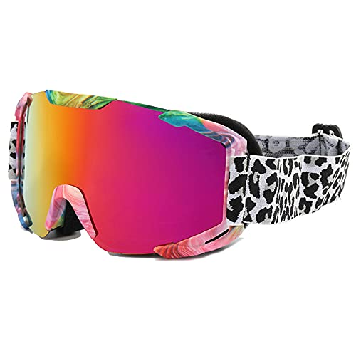 YAeele Gafas de Ciclismo para Mujeres y Hombres, Gafas de Sol Deportivas polarizadas Montañismo 4001 Gafas de esquí