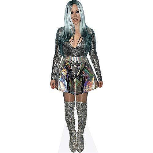 Celebrity Cutouts Avril Lavigne (Boots) Pappaufsteller lebensgross