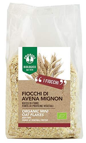 Probios Fiocchi di Avena Mignon - 6 Confezioni da 500 gr