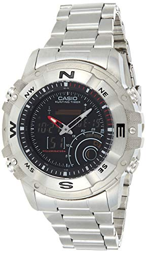 CASIO 19702 AMW-705D-1AV - Reloj Caballero Cuarzo Brazalete