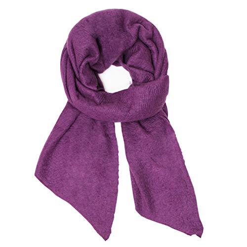 Glamexx24 dames XXL lange sjaal lichte knuffelige sjaal warme poncho en oversized sjaal wintersjaal herfstsjaal