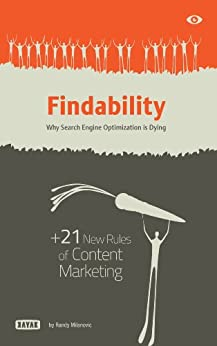 Findability: Why Search Engine Optimization is Dying: + 21 New Rules of Content Marketing by [Randy Milanovic]
