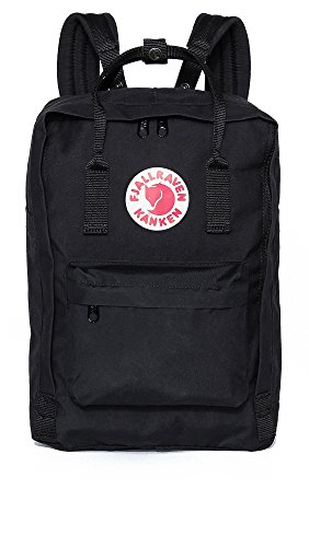Fjällräven Kånken Adult Laptop 15' Backpack, Black