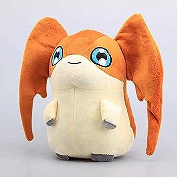 NC56 Anime Digimon Plush Toys Patamon Kids Stuffed Animals Kids Gift 11inch 28cm