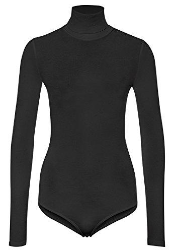 Wolford Damen Bodies (RW) Colorado Body,Black,Medium (M)