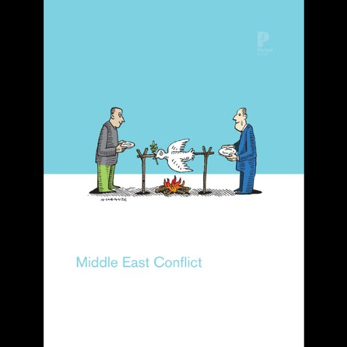 Middle East Conflict audiobook cover art