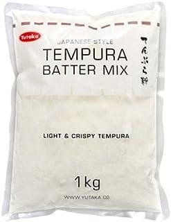 Yutaka - Mezcla de masa de estilo japonés Tempura (1 kg