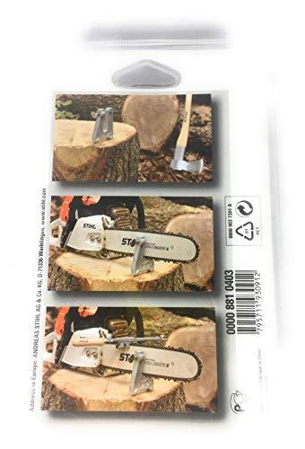 STIHL 0000-881-0403 - Heavy Duty Stump Vise