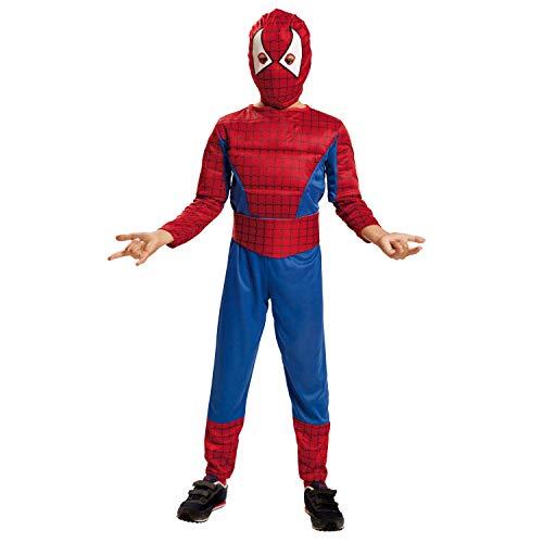 My Other Me - Disfraz de Insecto musculoso, talla 5-6 años (Viving Costumes MOM00772)