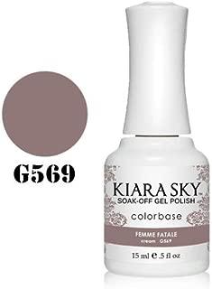 Northreps Soak-Off UV Gel Polish 0.5oz-Femme Fatale
