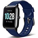 Letsfit Smart Watch, Fitness Tracker with Heart Rate Monitor, Activity Tracker with 1.3' Touch Screen, IP68...