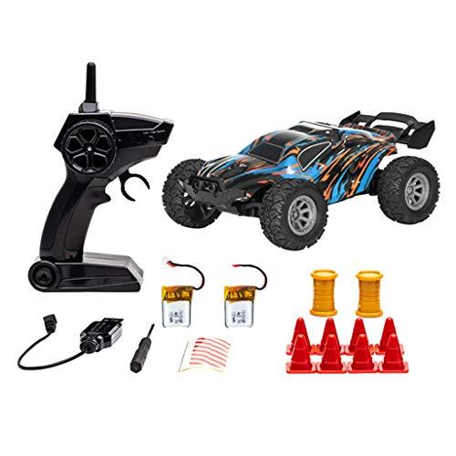 Lobounny Scala 1:32 2.4 GHz Racing RC Mini ad Alta Velocità Auto Radio Controllo Smart Mini Auto con Telecomando Elettrico RC Modello