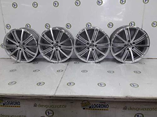 Llanta Volkswagen Tiguan (5n1) 18 PULGADAS5N0601025D (usado) (id:logop1223513)