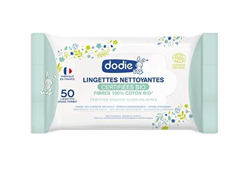 Dodie - Toallitas Humedas Ecologicas Cosmos x50