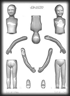 Child Figure - Body Parts Candy - Gum Paste Mold 43-9420