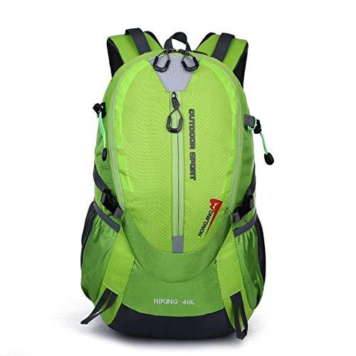 Mochila cómoda y Duradera Impermeable Bolsa Impermeable Al Aire Libre Mochila De Trekking Camping Senderismo Mochila Hom