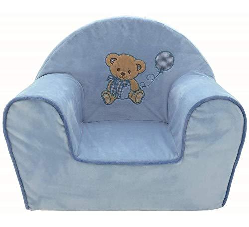 Zzcostumes Kostüme Llopis Sessel mit Teddybär und Blue Balloon