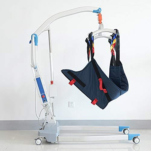 FC-Bed Physiotherapie Ausrüstung Krankenhaus Disability Handhabung Patient Medical Lift Slings, tragbare elektrische Patientenumbettung Aufzug Maschine kann faltbar