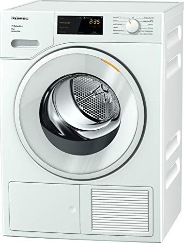Miele TSD 363 MODERN LIFE, Asciugatrice Libera Installazione, A++, Pompa di Calore, Carico Frontale, 8 kg, Bianco