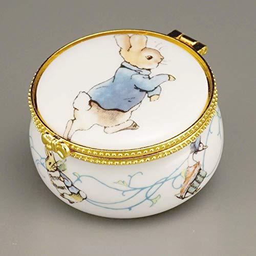 Reutter Porcelain Beatrix Potter Peter Rabbit Colazione Set 2 PEZZI NUOVO