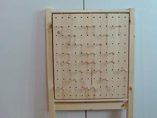 creativar IKEA Ivar Regal 50 cm Steckbord