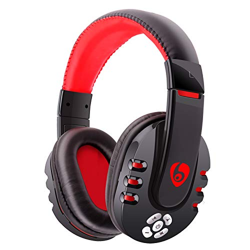 Vividen-Car Gaming Headset V8 Blueteeth Headphones with Microphone Game for Pc/Phone/Pubg