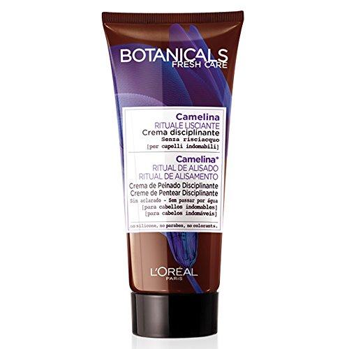 L'OREAL Botanicals crema de peinado ritual de alisado tubo 100 ml