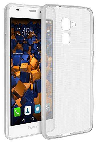 mumbi Hülle kompatibel mit Honor 5C Handy Case Handyhülle dünn, transparent