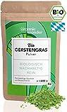 Bio Gerstengras Pulver (1.000 Gramm) Premium...