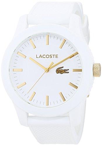 Lacoste Herren Quarz mit Armband 2010819