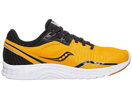 Saucony Kinvara 11, Zapatillas de Atletismo para Hombre, Amarillo